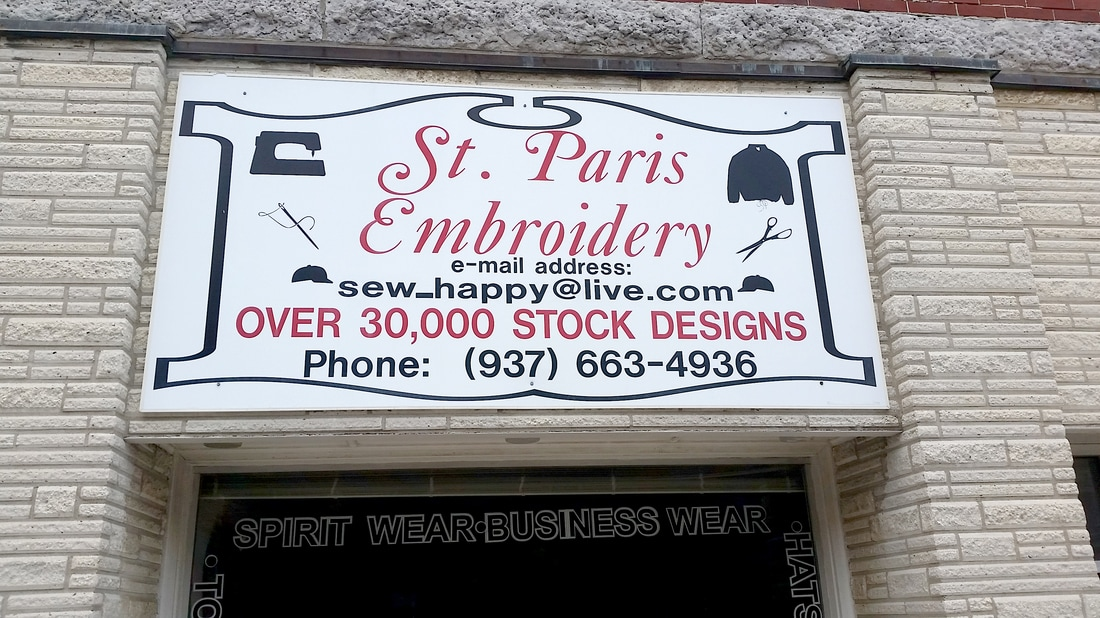 St. Paris Embroidery