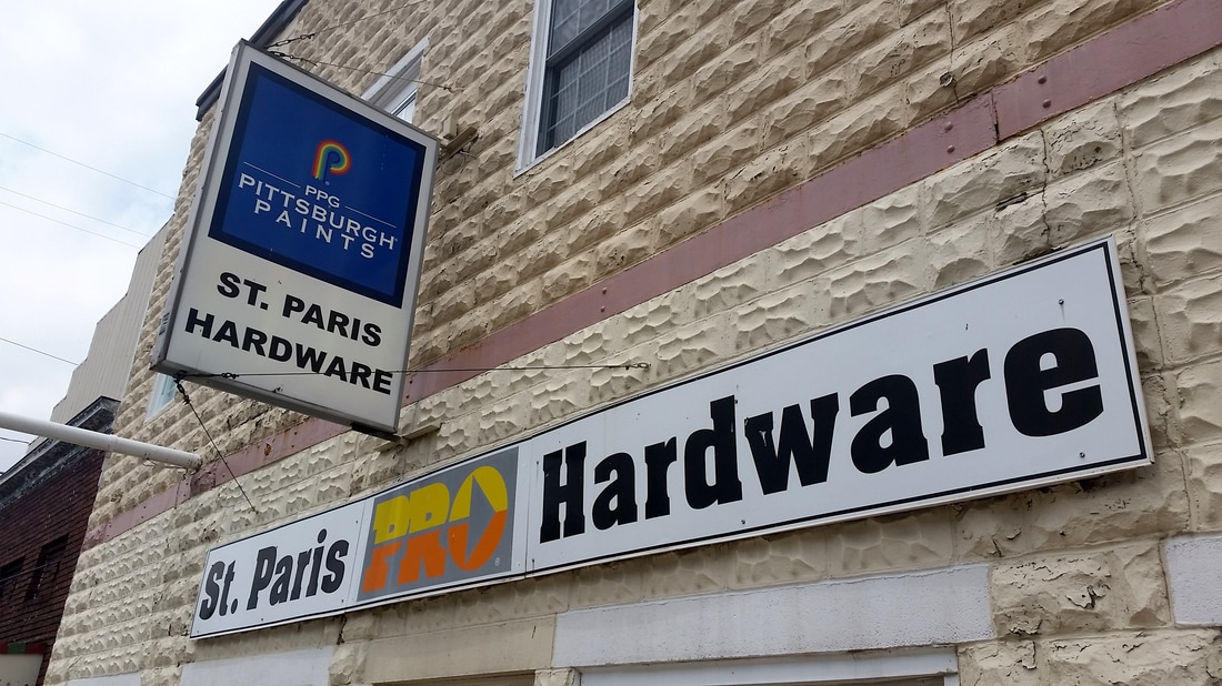 St. Paris Hardware